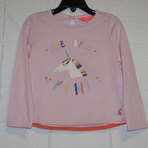 Joules Toddler long sleeve shirt